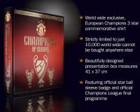 [Review] Áo đấu Manchester United Final Moscow 2008 box 3 stars