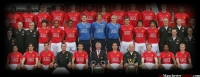 Manchester United 2008 - 2009 squad season