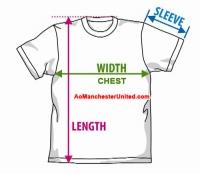 Cách đo kich thước áo