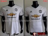 Phân biệt áo original và fake - áo đấu Manchester United Third 2016-2017