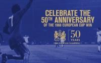 ManUtd giới thiệu bộ sưu tập kỉ niệm 50 năm vô địch European Cup 1968
