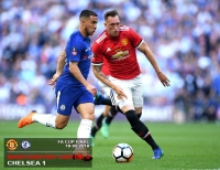 Manchester United 0-1 Chelsea - FA Cup Final - 19-05-2018