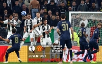 Juventus 1-2 Manchester United - Champion League - 07-11-2018