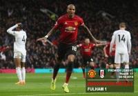 Manchester United 4-1 Fulham - Premier League - 08-12-2018