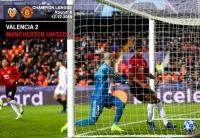 Valencia 2-1 Manchester United - Champion League - 12-12-2018