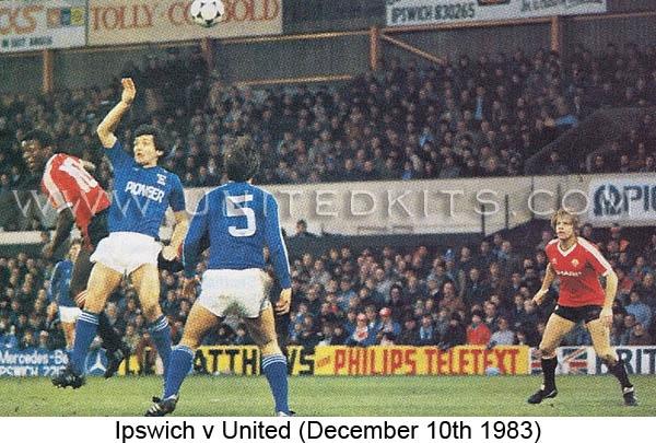 Trang phục thi đấu Manchester United mùa giải 1983 1984 sân nhà kiểu 03