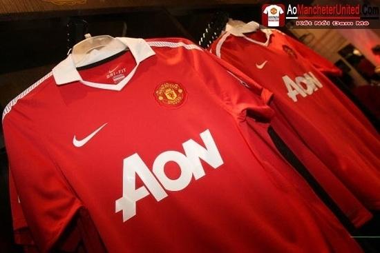 Lịch sử các nhà tài trợ trang phục của Manchester United