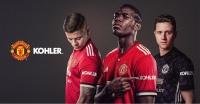 Lịch sử Nhà tài trợ trên vai áo đấu - Manchester United