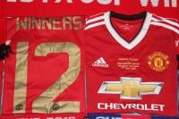 [Review] Áo đấu Manchester United 12 FA Cup Winner