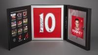 [Review] Áo đấu Wayne Rooney 2011-2012 kỉ niệm 400 trận cho ManUtd