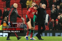 Manchester United 0-0 Crystal Palace - Premier League - 24-11-2018