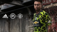 Adidas ra mắt áo đấu Manchester United phiên bản EA Sport FIFA 19 Limited Edition