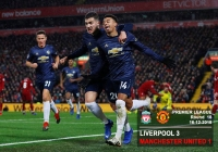 Liverpool 3-1 Manchester United - Premier League - 16-12-2018