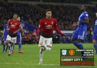 Cardiff City 1-5 Manchester United - Premier League - 22-12-2018